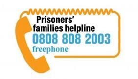 Prisoners Families Helpline Freephone