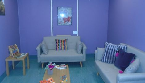 HMP Oakwood: Normalisation & Family Lounges